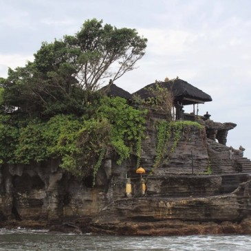 Tanah Lot and the chaotic streets of Bali