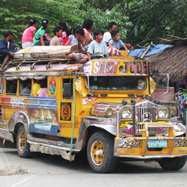 The Jeepney Ride