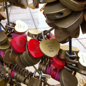 Word of the Day – Love Lock