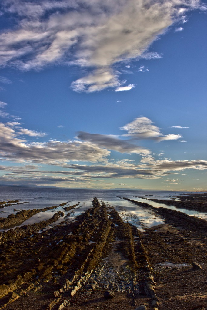 Coastal Walk, Fife (Scotland)